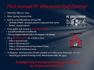 First Annual FC Wisconsin Golf Outing!