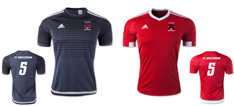 New Uniforms Released for 2015-2016 Season