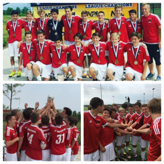 FC Wisconsin earns a chance for a National Championship!!!