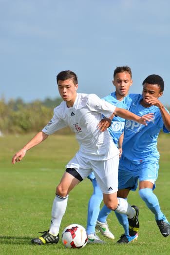 USSDA captain, Lenius, commits to play at St. Louis University